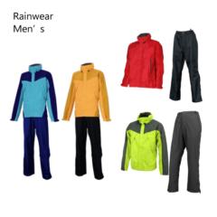 Rainwear and gaiters