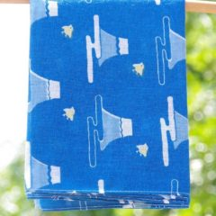 Japanese Hand Towel (Mt.Fuji)